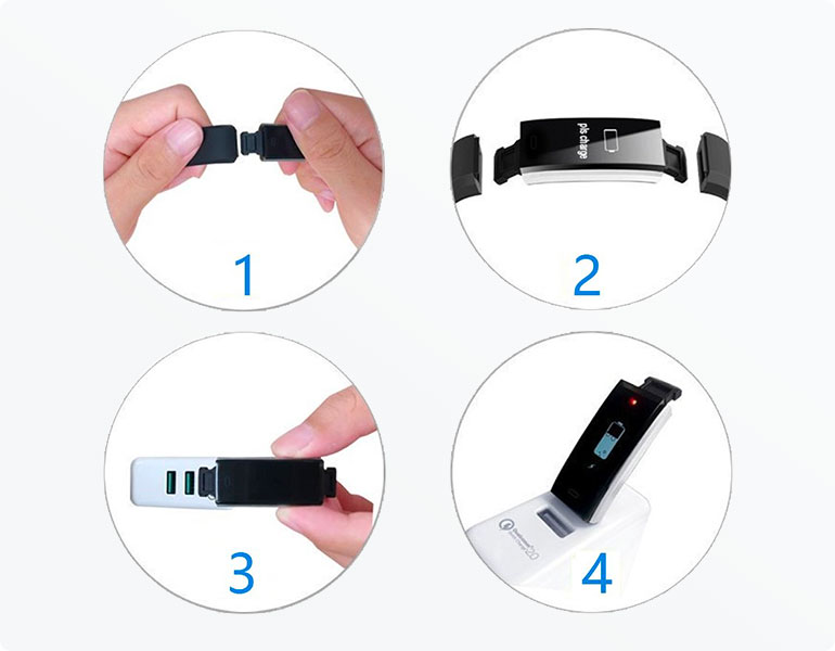 ActiV8 Fitness Tracker
