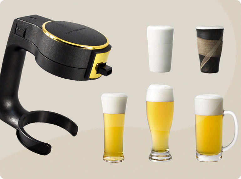 BeerBubbler Features - USA Gadget Review