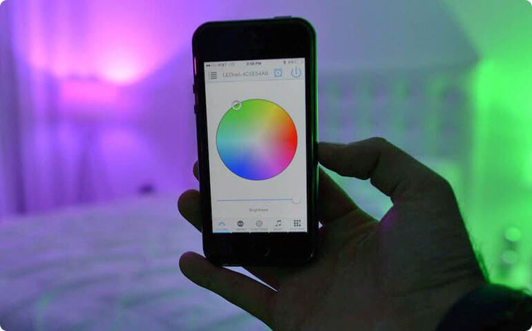smartlight mobile app