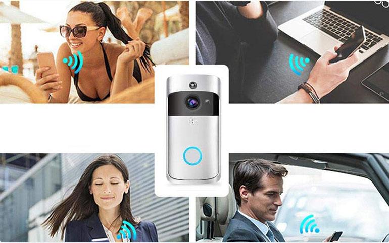 video doorbell features