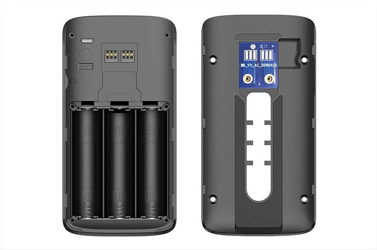 video doorbell specifications
